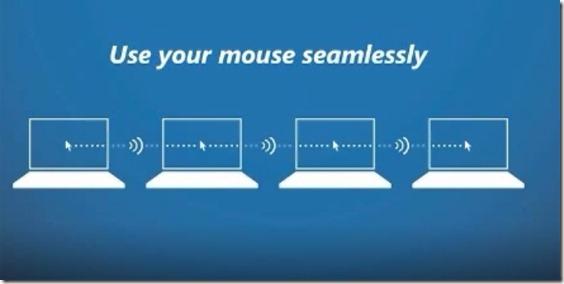 Pilotez jusqu'à 4 PC à l'aide d'un clavier/souris